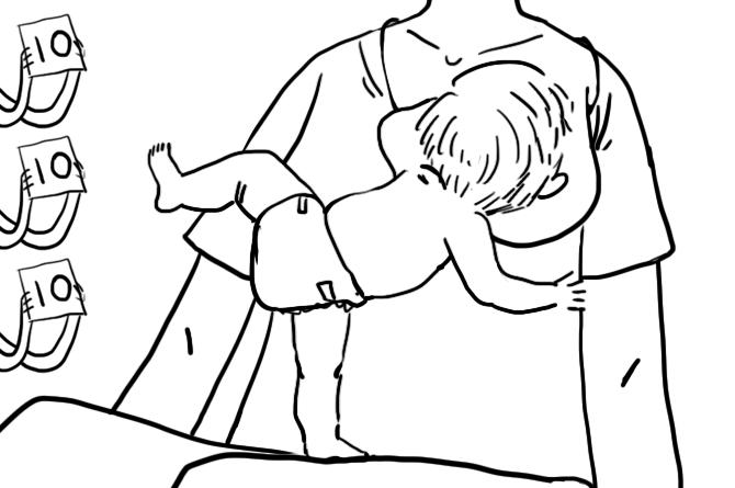 The promising acrobat